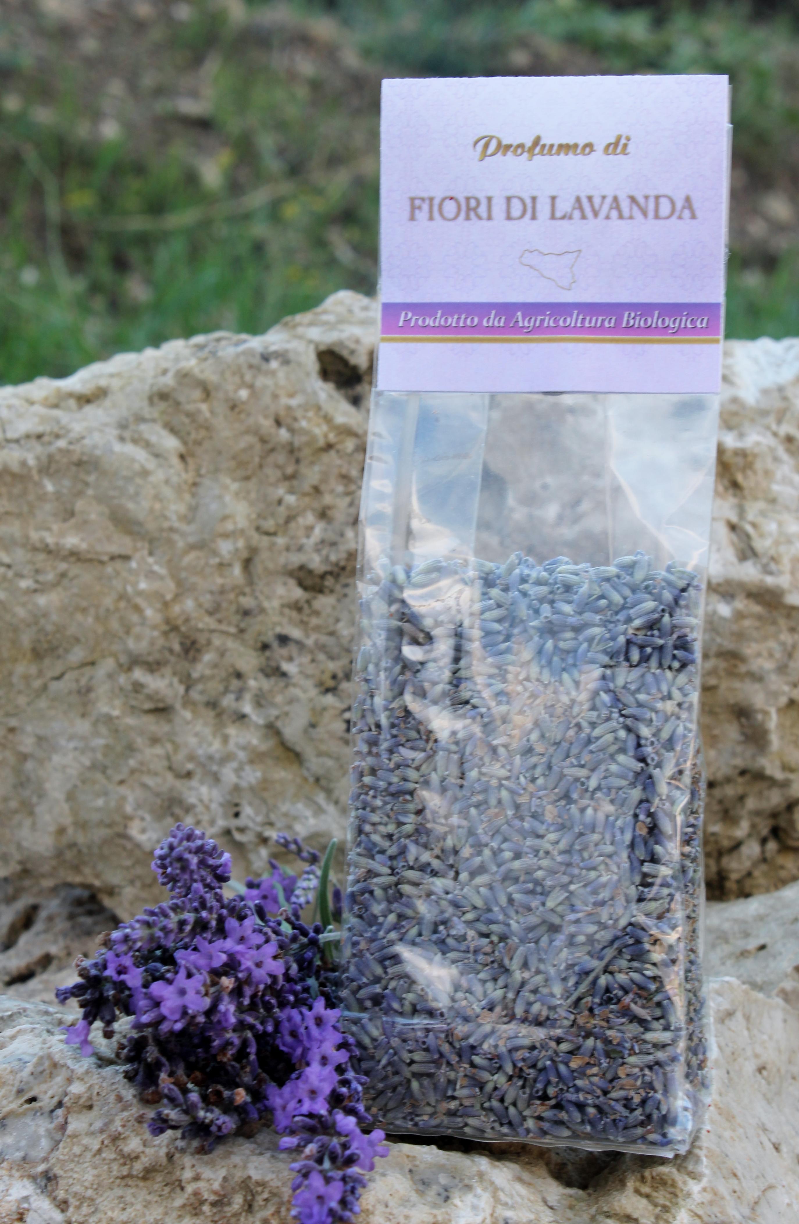 Fiori di lavanda perle di sicilia for Fiori di lavanda